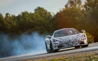 McLaren: nuovo controllo chassis attivo