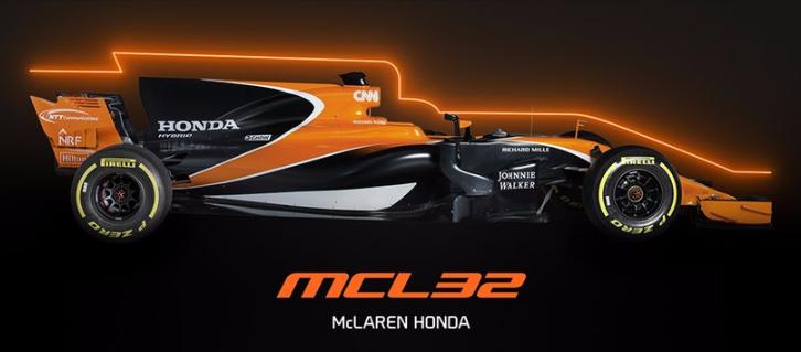 McLaren-Honda MCL32: tra passato e futuro