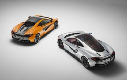 McLaren Monaco al SIAM 2017