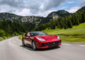 "Ferrari GTC4Lusso ""Most Beautiful Supercar of the Year"""
