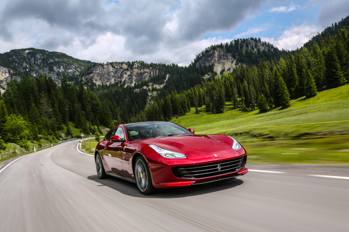 """Ferrari GTC4Lusso """"Most Beautiful Supercar of the Year"""""""