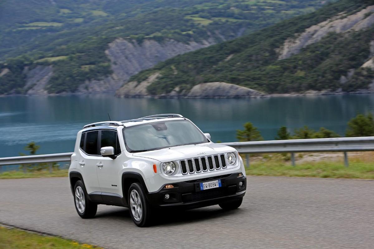 Sorprese di compleanno firmate Jeep Renegade