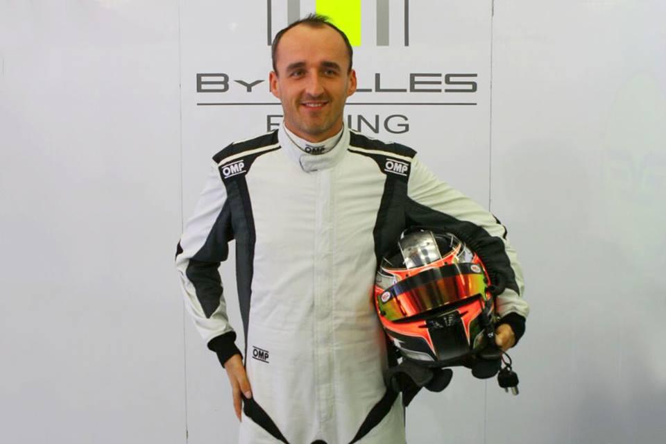 Rubert Kubica correrà nel WEC 2017