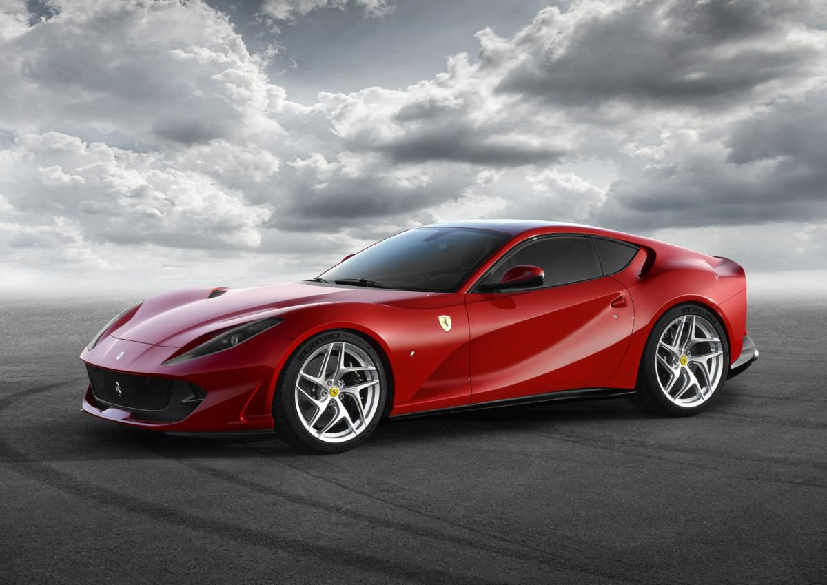 Ginevra: anteprima mondiale per la Ferrari 812 Superfast