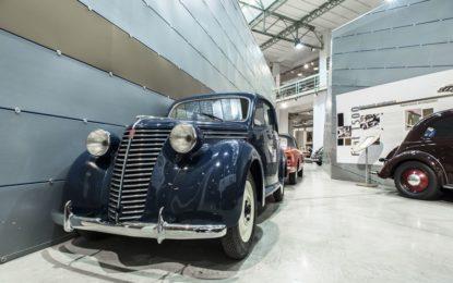 FCA Heritage ad Automotoretrò 2017