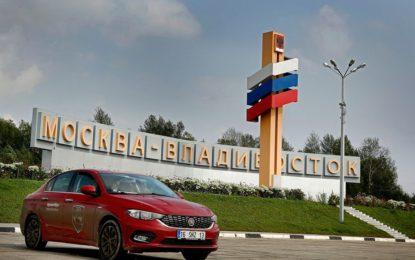 """Fiat Tipo: il """"giro del mondo"""" in 133 giorni"""