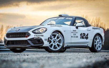Il calendario del Trofeo Abarth 124 rally