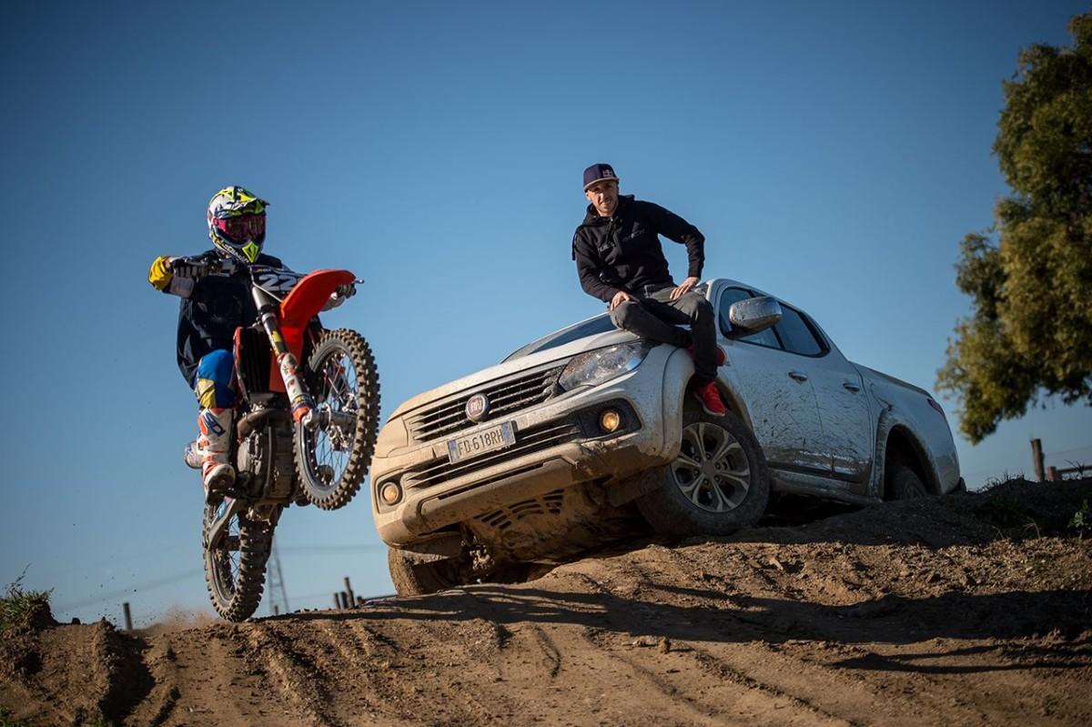 Fiat partner del Mondiale Motocross MXGP