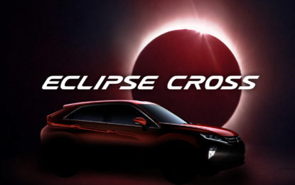 Mitsubishi a Ginevra con Eclipse Cross