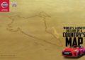 Nissan GT-R da record per il compleanno dell'India