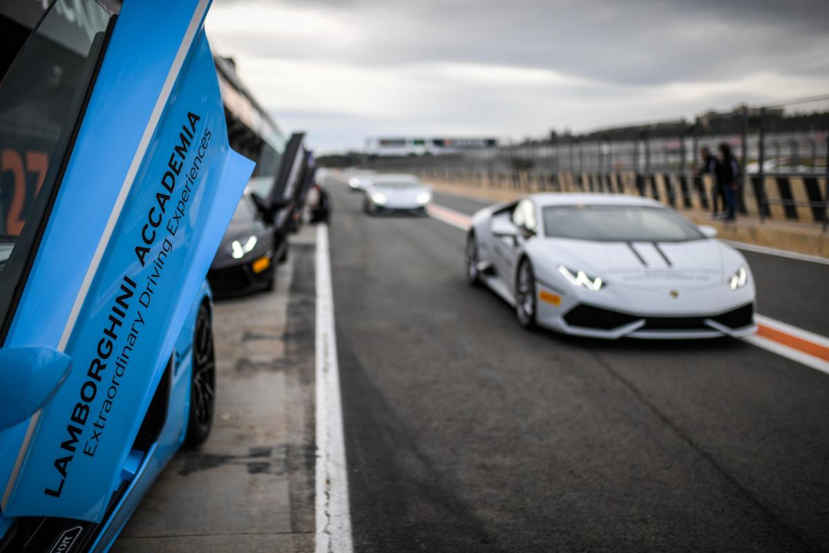 Lamborghini Accademia 2017: calendari e novità