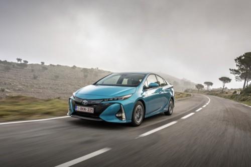 Nuova Toyota Prius Plug-in Hybrid