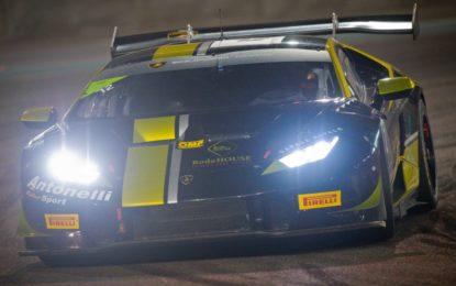 Lamborghini Super Trofeo Middle East: Gara 1 ad Antonelli e Roda