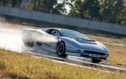 Bridgestone e Don Law per il ritorno della Jaguar XJ220