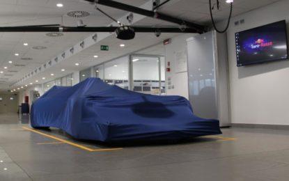 Toro Rosso STR12: lancio 26 febbraio a Barcellona