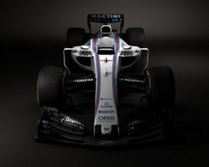 Prime immagini della Williams FW40