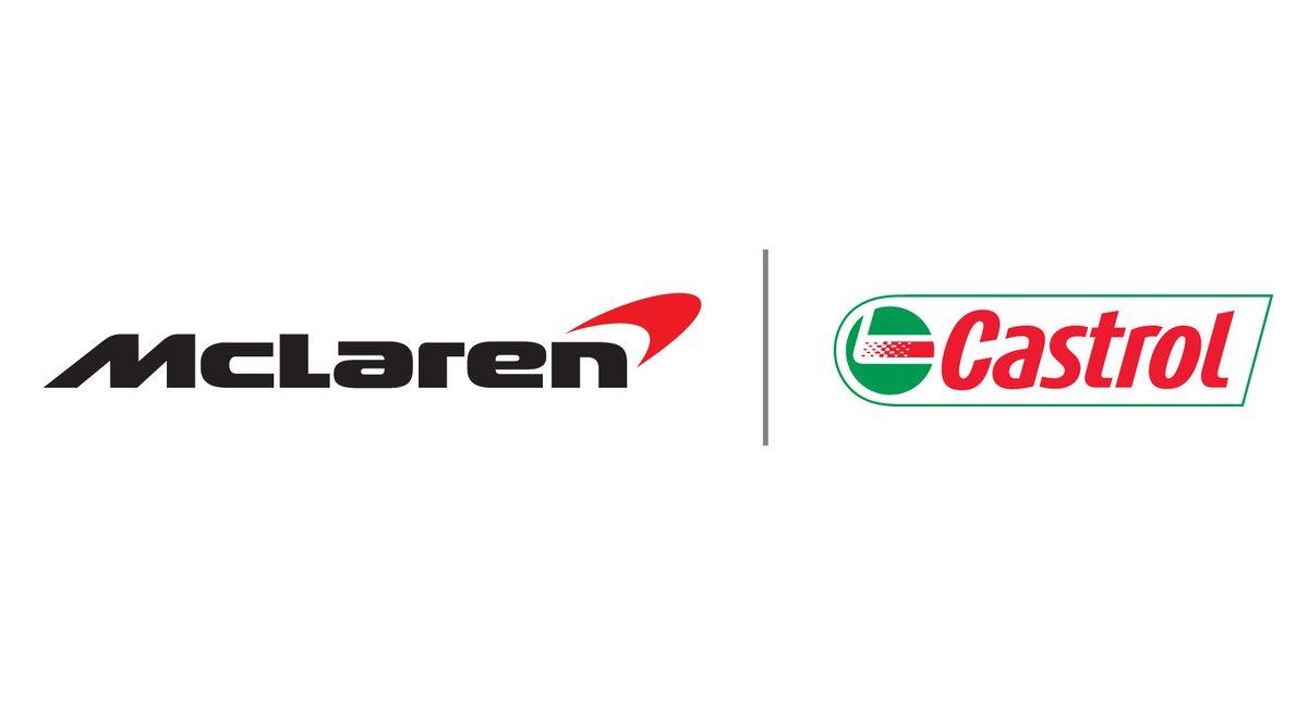 Collaborazione tecnica McLaren e BP Castrol