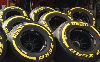 Test Day 1: il punto Pirelli