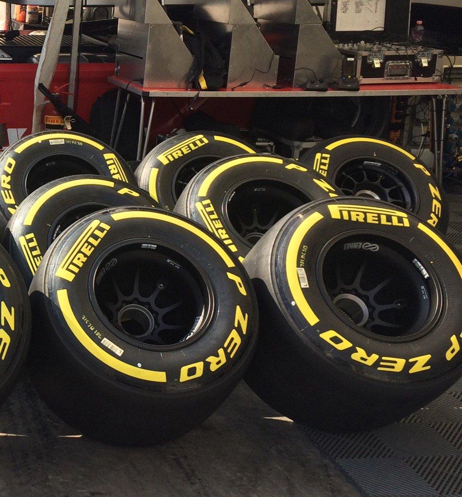 Test Day 1: il punto Pirelli