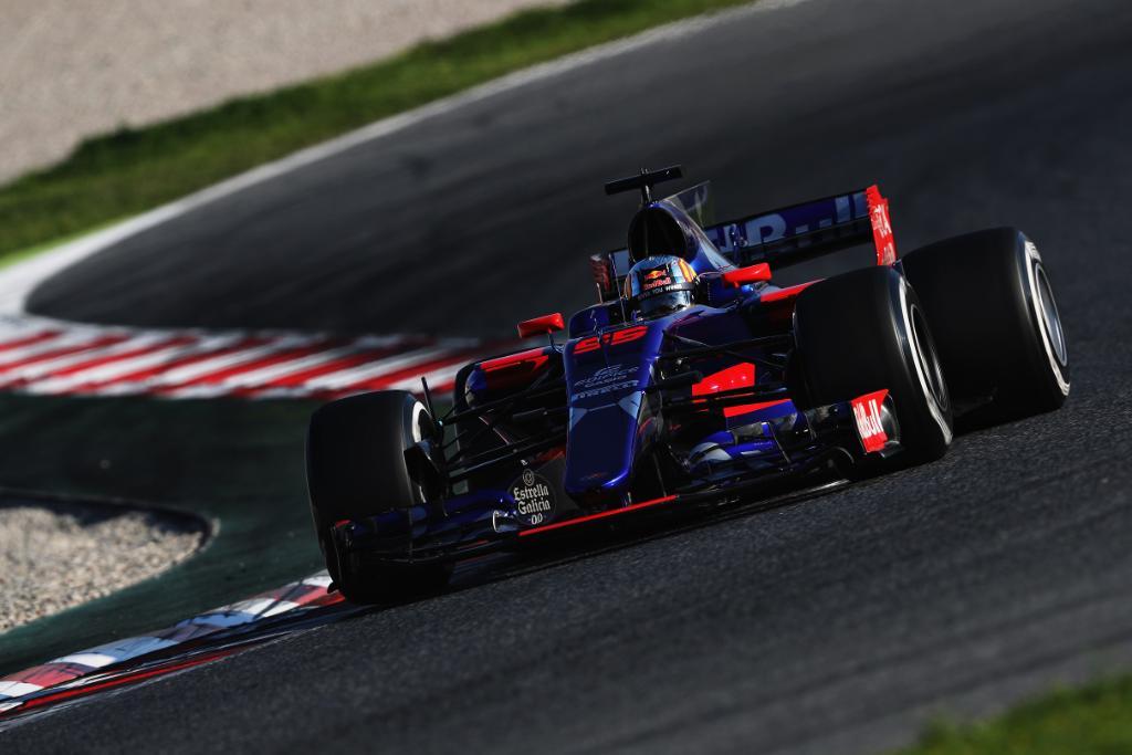 Toro Rosso STR12: positivo il giudizio di Sainz