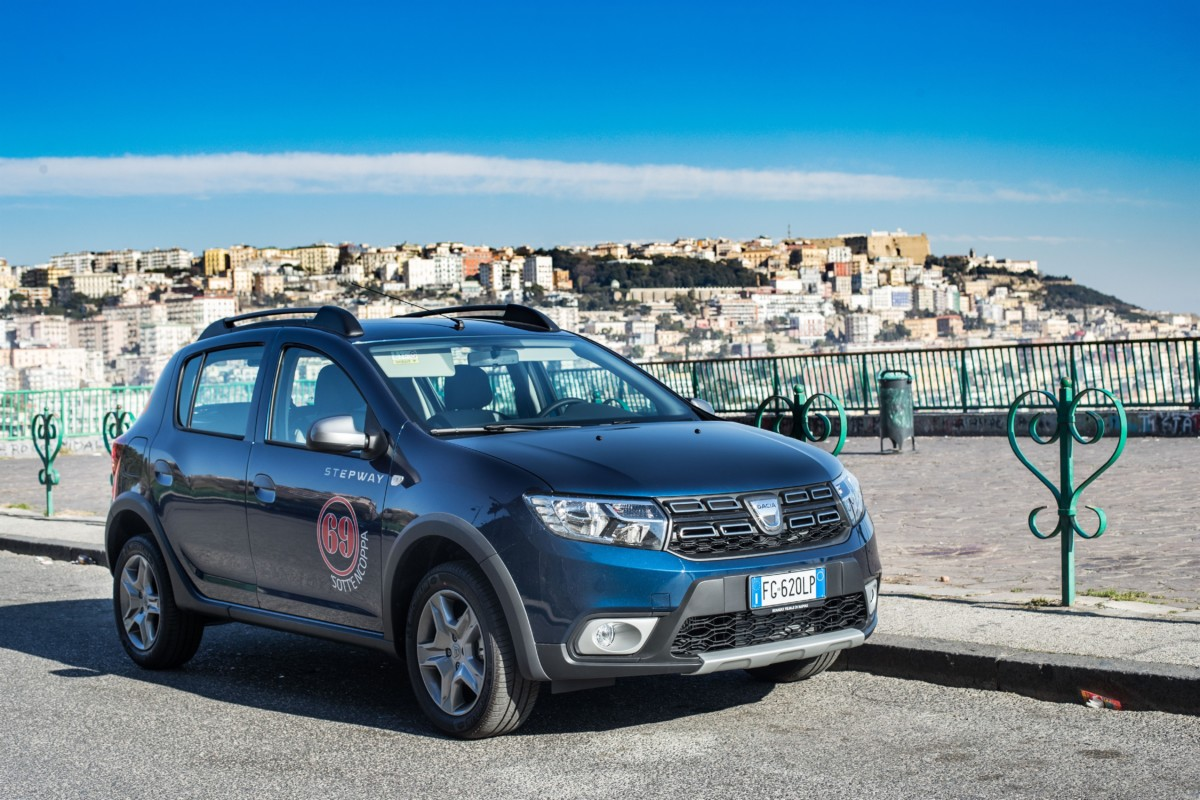 Nuova Dacia Sandero e Sandero Stepway