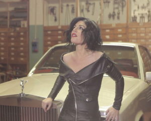 La Rolls del Museo Nicolis nel video di Giusy Ferreri