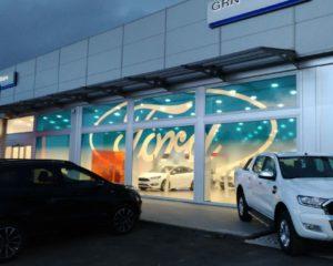 Nuovo FordStore GRN a Salerno