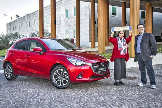 Premio Consumi Reali a Mazda2