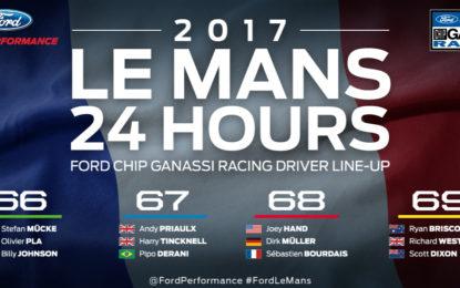Le Mans: Team Chip Ganassi al completo per difendere il Titolo