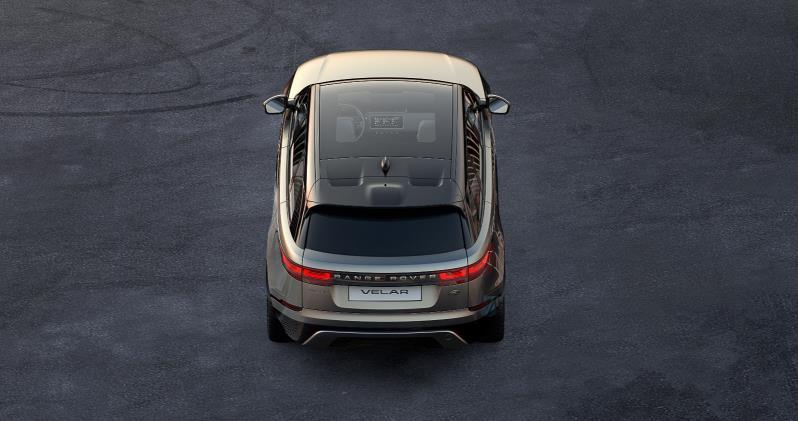 Debutto a Ginevra per Range Rover Velar