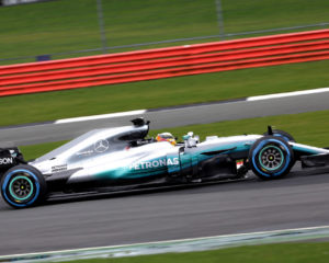 Mercedes-AMG Petronas Motorsport W08 EQ Power+