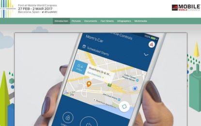 Da Ford e Vodafone nasce FordPass Connect