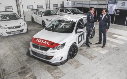 Consegnata la prima Peugeot 308 Racing Cup
