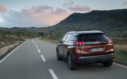 Peugeot 3008 SUV Business dell'Anno 2017