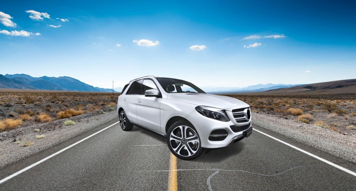 MAK Spitze dedicata ai SUV Mercedes