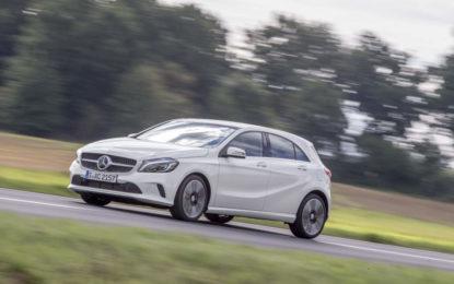 Nuova Mercedes Classe A NEXT