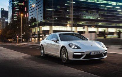 Porsche: trend in crescita nei primi 9 mesi 2017
