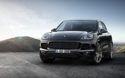 Porsche richiama circa 21.500 Cayenne diesel