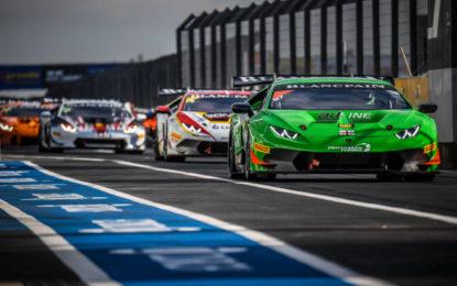 Lamborghini Super Trofeo: al via la nuova serie Middle East