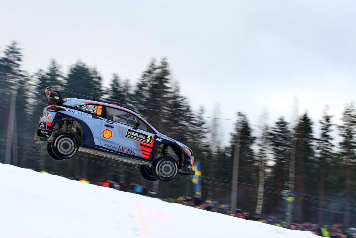 Rally Svezia: il punto Hyundai Motorsport