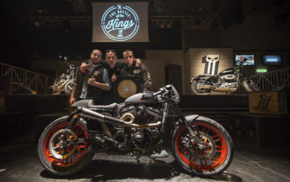 Harley-Davidson Perugia vince il Battle of the Kings