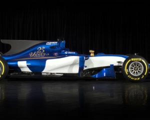 Il Sauber F1 Team presenta la Sauber C36-Ferrari