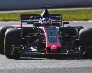 VF-17: Haas F1 Team pronto per la seconda stagione