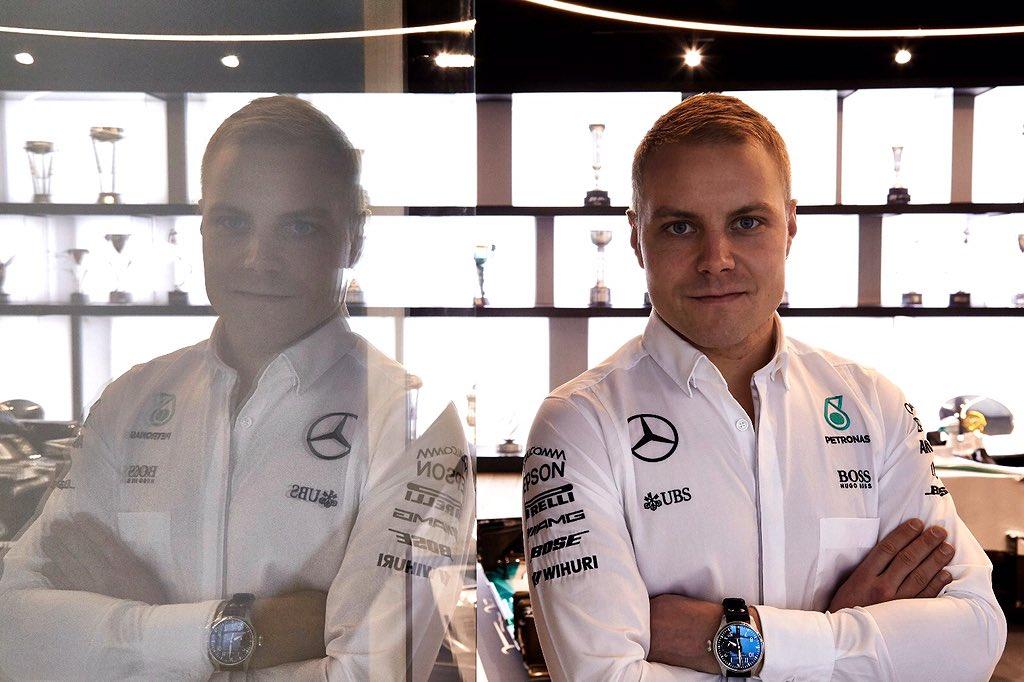Bottas ribatte alle frasi del papà di Lewis Hamilton