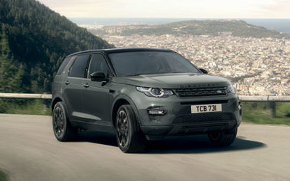 Land Rover Discovery Sport Dark Edition