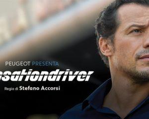 Peugeot e Stefano Accorsi lanciano la web serie #sensationdriver