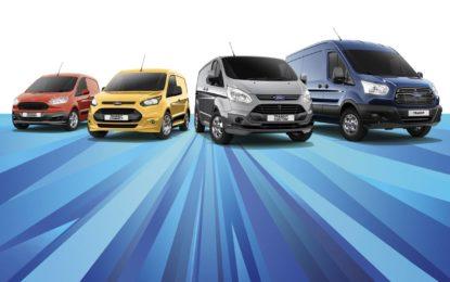 Ford Italia al Transpotec Logitec 2017