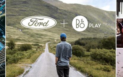Alla Ford Social Home si cambia musica con Harman
