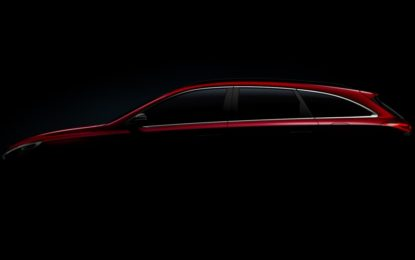 Ginevra: nuova generazione Hyundai i30 wagon