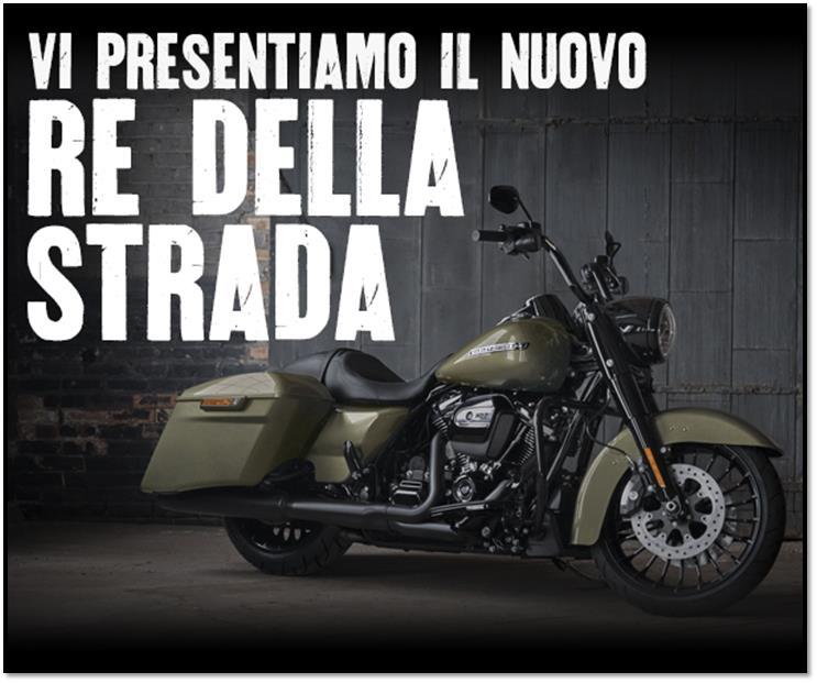 Harley-Davidson Road King Special 2017
